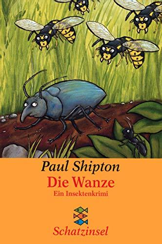9783596502561: Die Wanze: Ein Insektenkrimi. Ab 9 Jahren