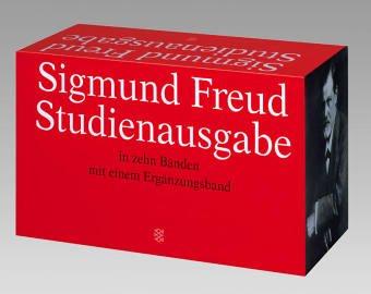 Studienausgabe in zehn Bänden mit einem Ergänzungsband. (9783596503605) by Sigmund Freud