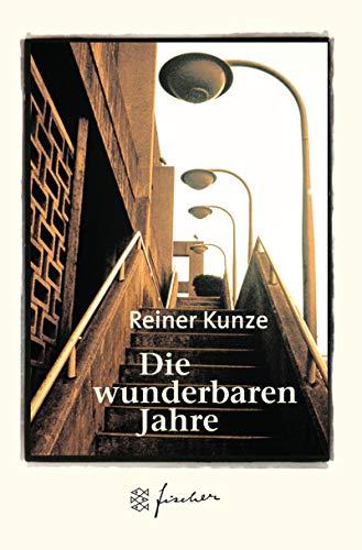 9783596505234: Die wunderbaren Jahre. Jubiläums- Edition.