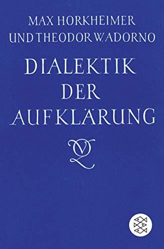 9783596506699: Dialektik der Aufklärung. Philosophische Fragmente. Limitierte Sonderausgabe.