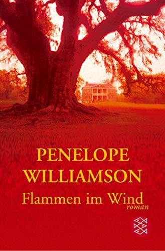 9783596508860: Flammen im Wind.
