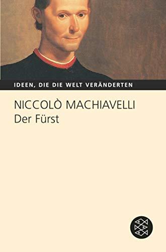9783596509034: Der Fürst.
