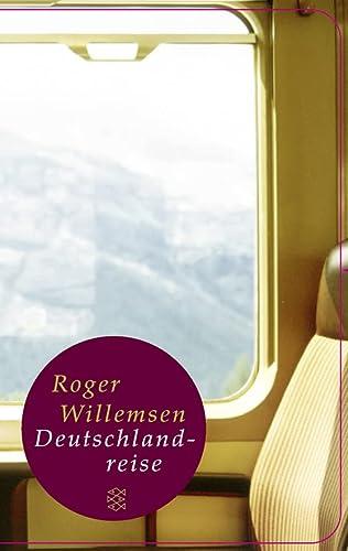9783596509591: Deutschlandreise