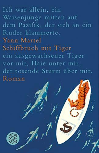 9783596510115: Schiffbruch MIT Tiger (German Edition)