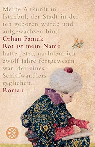 9783596510146: Rot ist mein Name: Roman