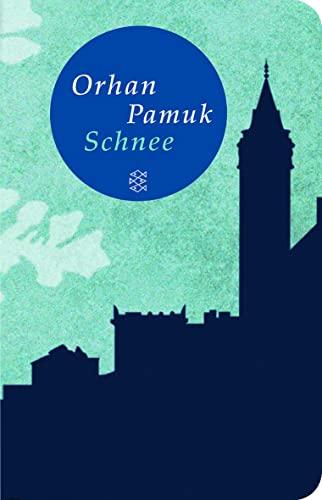 Schnee (Fischer Taschenbibliothek; Vorsatz eingerissen): Pamuk, Orhan