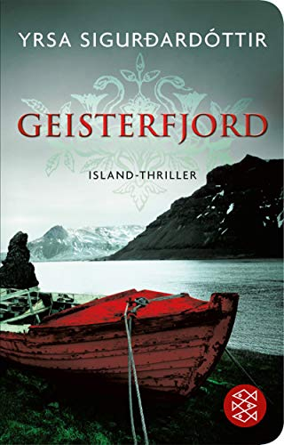 9783596512683: Geisterfjord: Island-Thriller