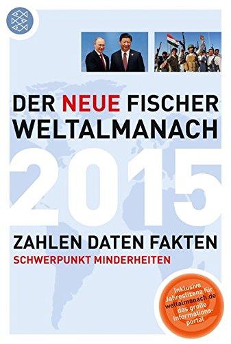 9783596720156: Der Fischer Weltalmanach 2015