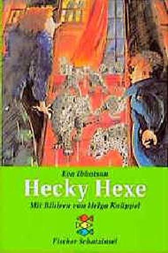 9783596800650: Hecky Hexe