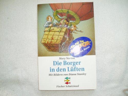 9783596800896: Die Borger in Den Luften