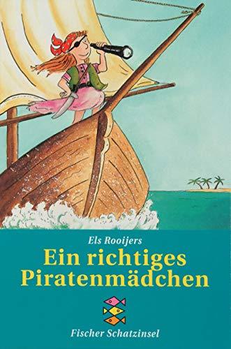 9783596801855: Ein richtiges Piratenmädchen