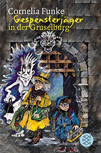 9783596802227: Gespensterjager in Der Gruselburg (German Edition)