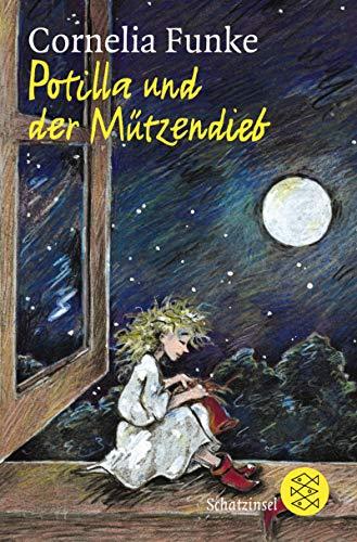 9783596802609: Dtv Junior: Potilla Und Der Mu>Tzendieb