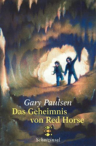 9783596802678: Das Geheimnis von Red Horse. Zwei Abenteuergeschichten. ( Ab 10 J.)