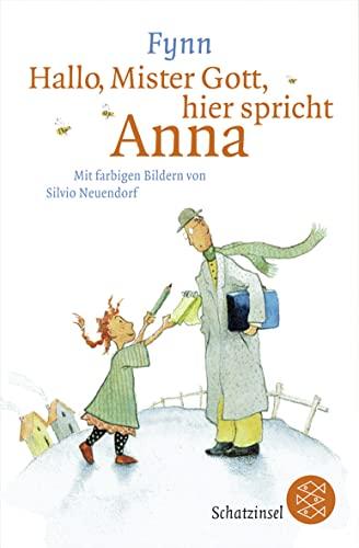 9783596806157: Hallo Mister Gott, hier spricht Anna