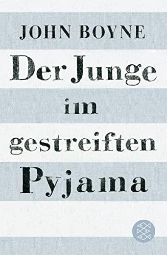 9783596806836: Der Junge Im Gestreiften Pyjama (German Edition)