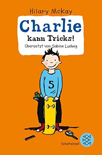 9783596808724: Charlie kann Tricks!