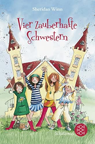 9783596808779: Vier Zauberhafte Schwestern (German Edition)