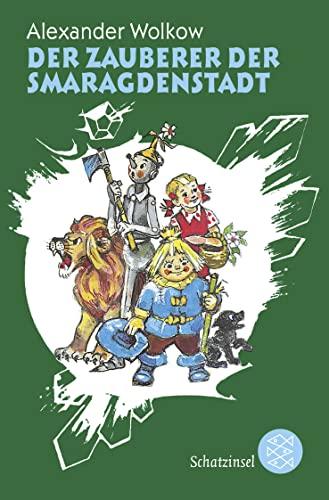 9783596809776: Der Zauberer der Smaragdenstadt