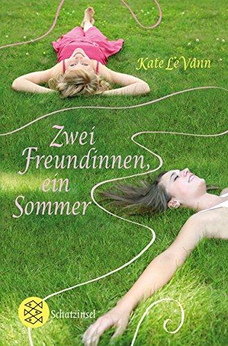 9783596810321: Zwei Freundinnen, ein Sommer