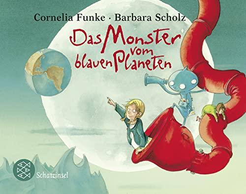 9783596811267: Das Monster vom blauen Planeten