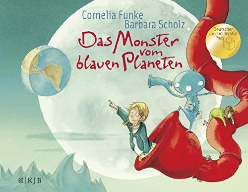 9783596852260: Das Monster vom blauen Planeten