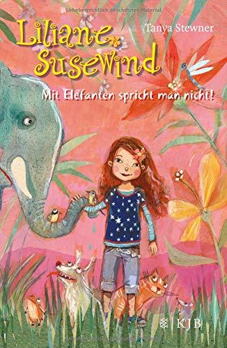 9783596852390: Liliane Susewind - Mit Elefanten spricht man nicht!