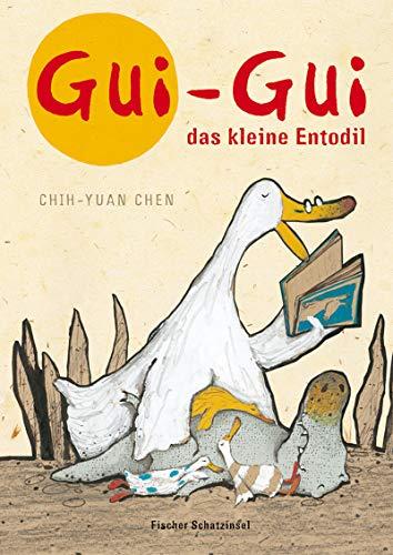 9783596852833: Gui-Gui, das kleine Entodil