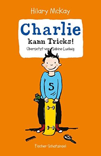 9783596853489: Charlie kann Tricks!