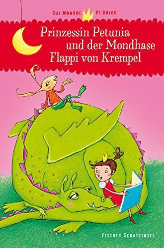9783596854653: Prinzessin Petunia und der Mondhase Flappi von Krempel