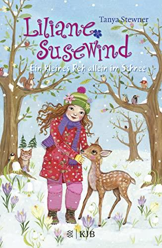 9783596854707: Liliane Susewind - Ein kleines Reh allein im Schnee