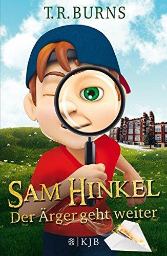 9783596855001: Sam Hinkel - Der Ärger geht weiter