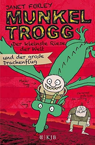 9783596856510: Munkel Trogg: Der kleinste Riese der Welt und der gro�e Drachenflug