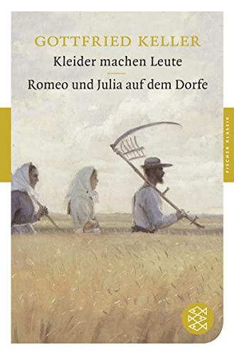 9783596900220: Kleider machen Leute / Romeo und Julia auf dem Dorfe