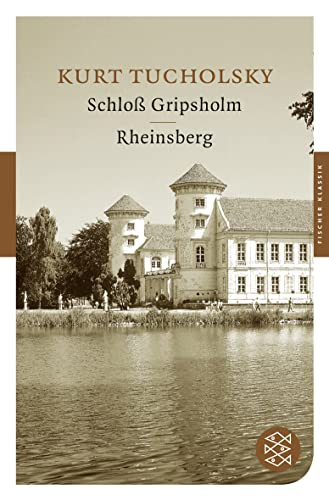 Schloß Gripsholm / Rheinsberg: Tucholsky, Kurt