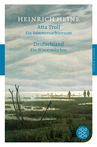 Atta Troll. Ein Sommernachtstraum / Deutschland. Ein: Heinrich Heine, Karl-Heinz