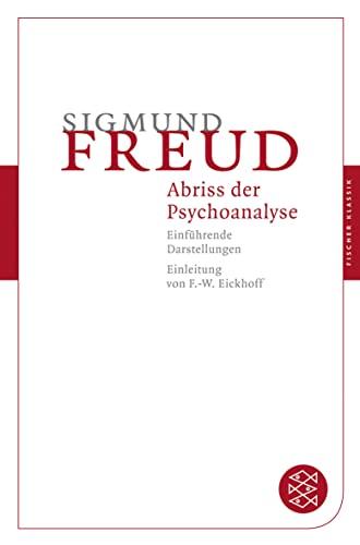 9783596901791: Abriß der Psychoanalyse: Einführende Darstellungen