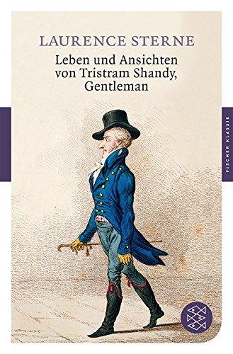 9783596902040: Leben und Ansichten von Tristram Shandy, Gentleman