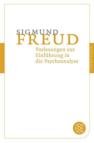 Vorlesungen zur Einführung in die Psychoanalyse (3596902088) by [???]