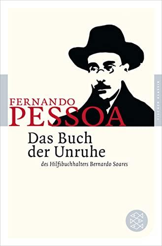 9783596903092: Das Buch der Unruhe des Hilfsbuchhalters Bernardo Soares