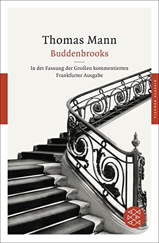 9783596904006: Buddenbrooks: Verfall einer Familie. In der Fassung der Großen kommentierten Frankfurter Ausgabe