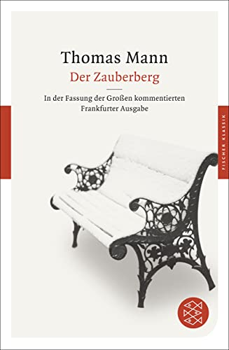 9783596904167: Der Zauberberg (German Edition)