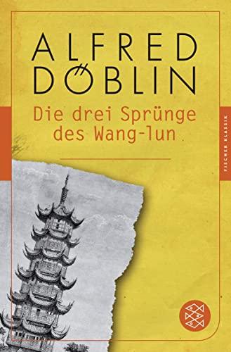 9783596904600: Die drei Sprünge des Wang-lun