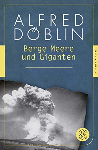 9783596904648: Berge Meere und Giganten: Roman
