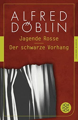 9783596904662: Jagende Rosse / Der schwarze Vorhang: Zwei Romane