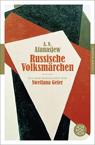 9783596904945: Russische Volksmärchen