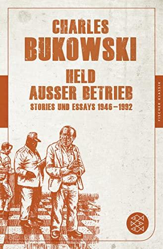9783596905232: Held außer Betrieb: Stories und Essays 1946 - 1992