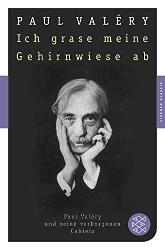 9783596906024: Ich grase meine Gehirnwiese ab: Paul Valéry und seine verborgenen Cahiers (Fischer Klassik)