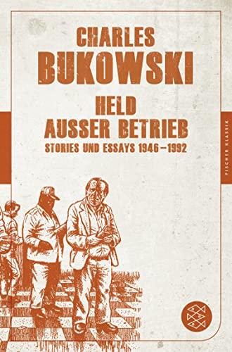9783596950034: Held außer Betrieb: Erste und letzte Stories, Essays 1946 - 1992 (Fischer Klassik)