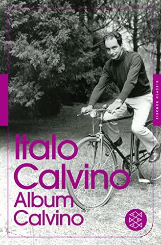 9783596950072: Album Calvino